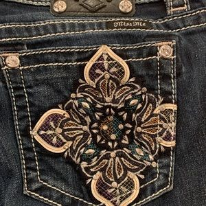 MissMe Jeans- 31'waist, 33 1/2 length